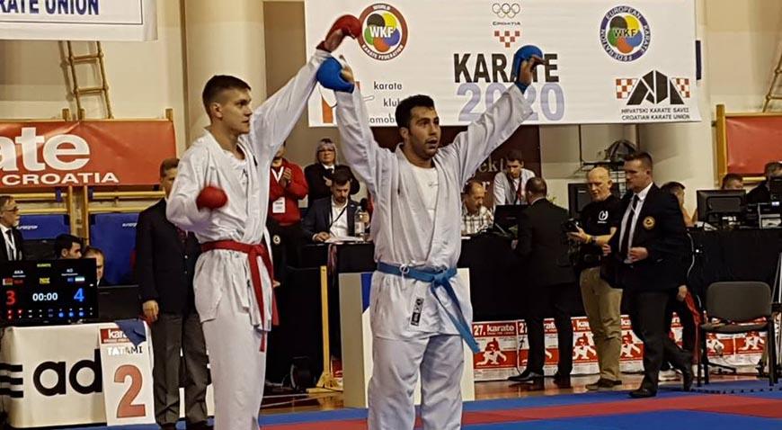 Iranac Sajad Ganjzadeh osvojio Grand Prix Croatia