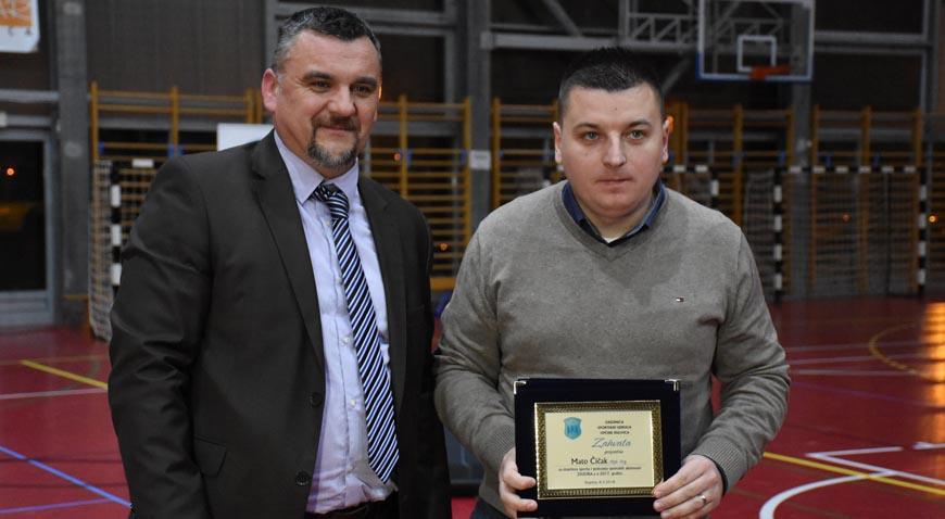 Proglašeni najbolji sportaši i kolektivi Općine Rugvica