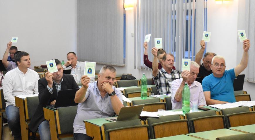 Vladajući u Vrbovcu odbili amandmane oporbe vezane i uz Poslovnik Gradskog vijeća