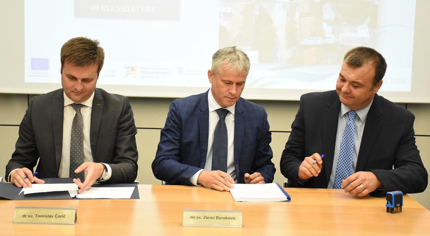 Na području Vrbovca kreće projekt kanalizacije vrijedan 190 milijuna kuna