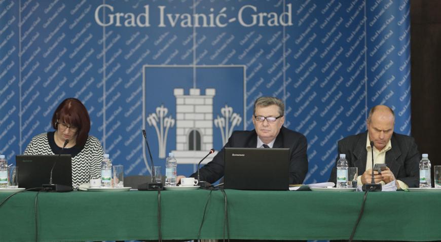 Promjene u sastavu Gradskog vijeća: Tenu Kovačević zamijenila Irena Fučkar