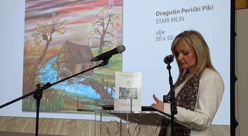 Željko Karaula u Muzeju Matije Skurjenija izložio 31 djelo
