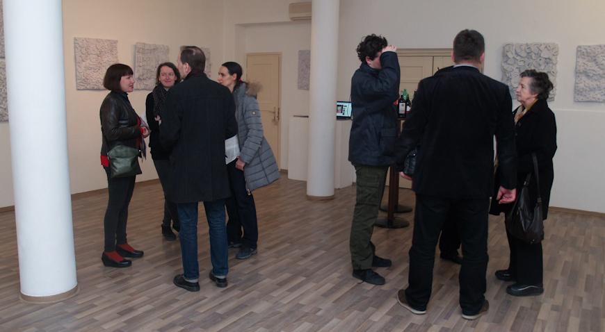 """Do 17. ožujka u Galeriji Razvid pogledajte izložbu """"Beskrajni prostor: Tišina"""""""