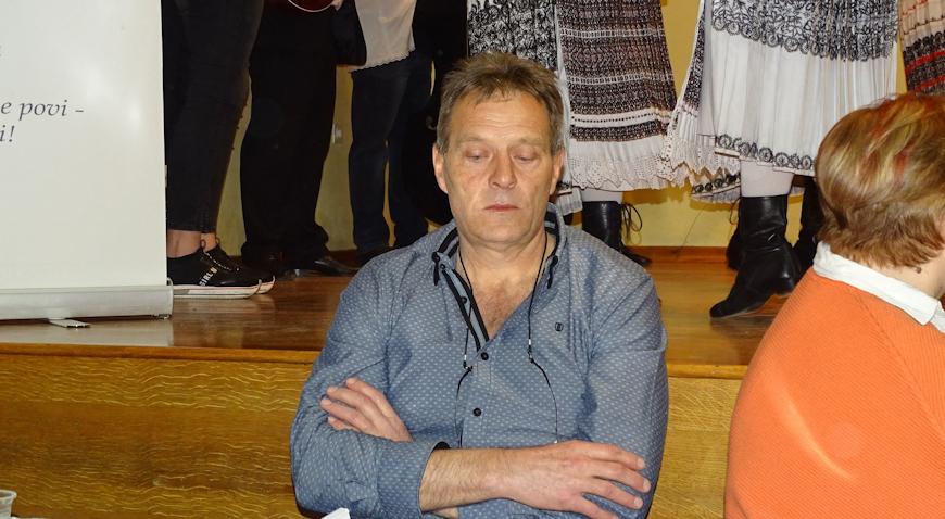 """Predstavljena zbirka pjesama Dragutina Mihalinca """"I kaj?"""""""