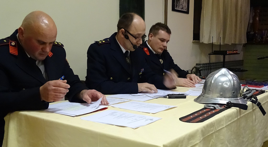 FOTO: DVD Zaprešić održao Skupštinu – lani odradili 59 intervencija