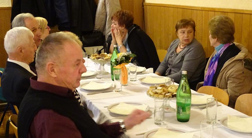 Podružnica umirovljenika Zdenci Brdovečki održala godišnju Skupštinu – podružnica je sve starija