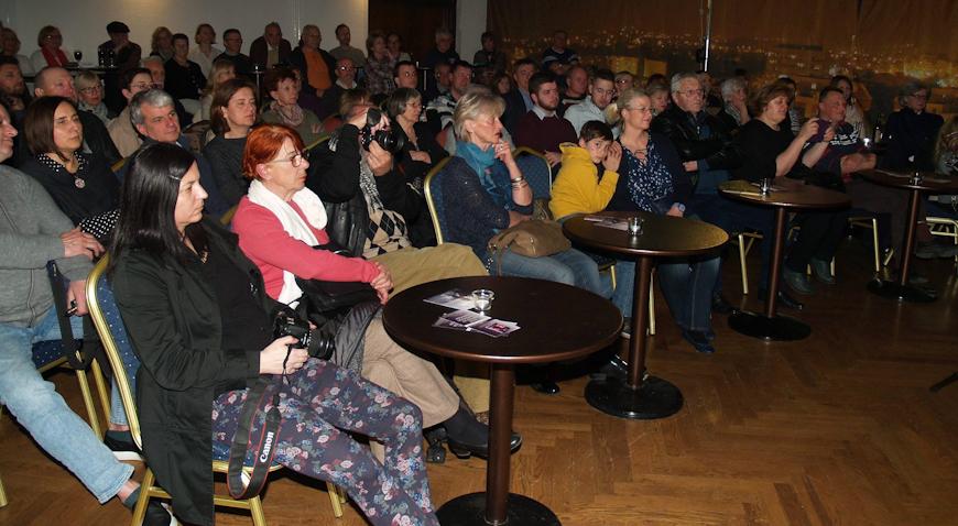 Jazziana Croatia zasvirala na Zaprešićkom glazbenom salonu