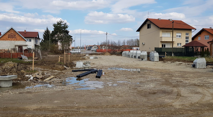 Radovi na južnoj obilaznici napreduju brže od plana