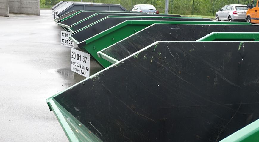 Reciklažno dvorište otvoreno u Zaprešiću započelo s radom