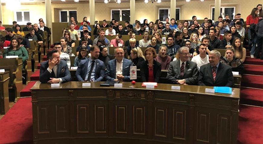1500 zagrebačkih srednjoškolaca svake godine pristupi akciji darivanja krvi
