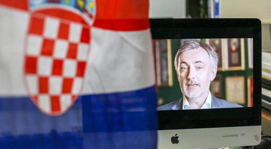 VIDEO: Miroslav Škoro objavio kandidaturu za predsjednika