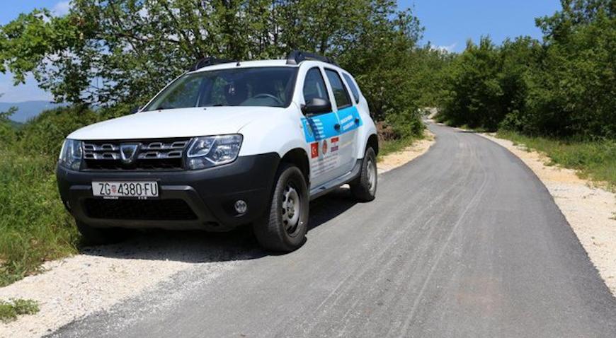 Na području Žumberka asfaltirano pet kilometara cesta