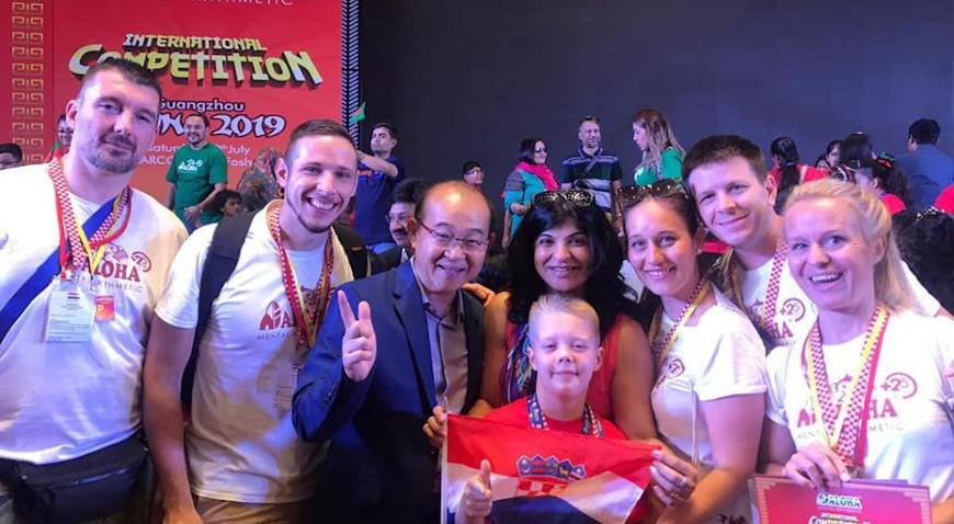 """Osmogodišnji Patrik Čudić """"Čudo od djeteta"""" rasturio konkurenciju u Kini"""