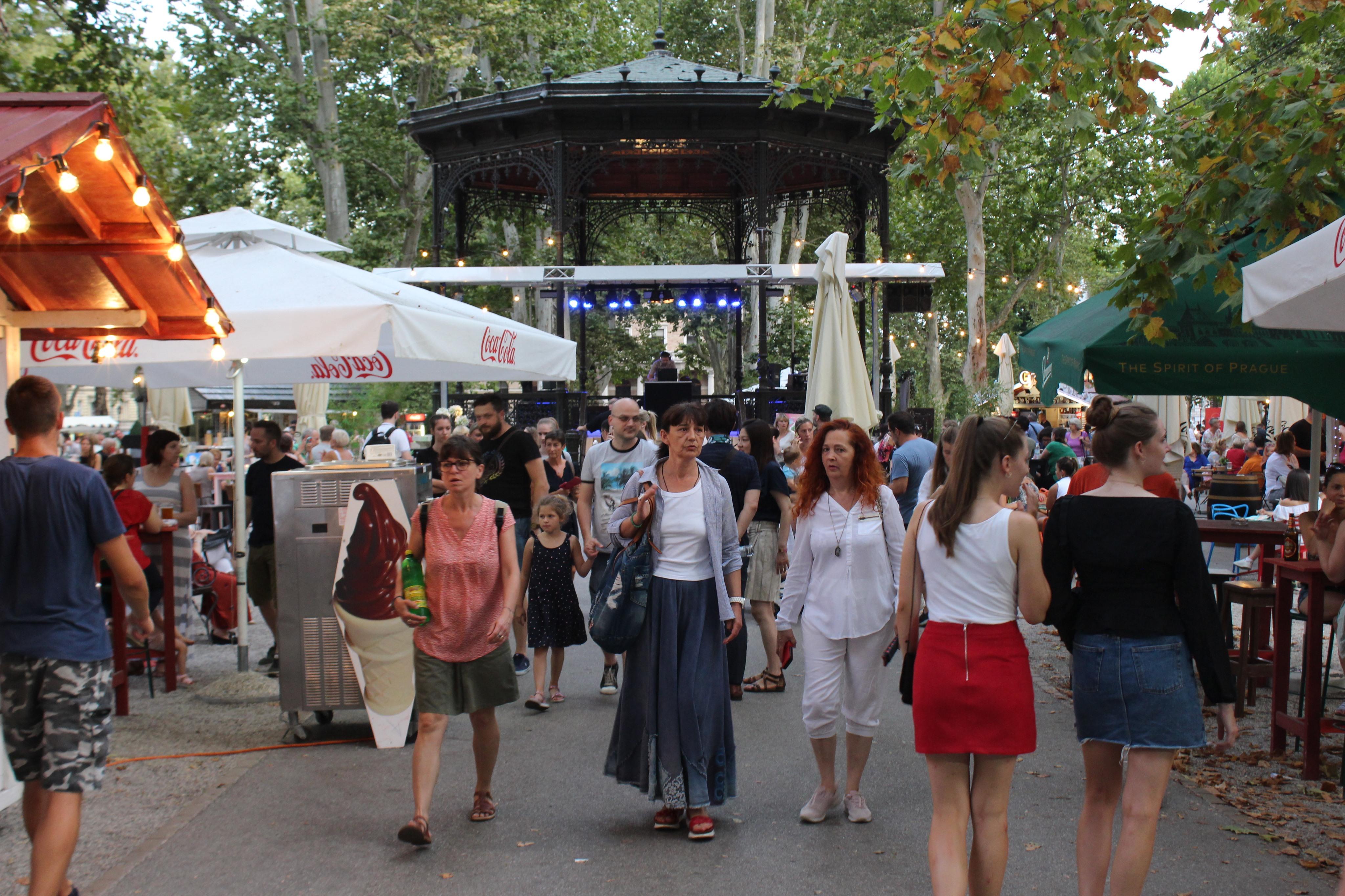 Ljeto na Zrinjevcu – manifestacija koja jamči vrhunsku zabavu za cijelu obitelj