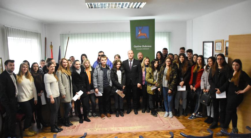 Studentski.hr prepoznao Dubravu kao sredinu koja ulaže u mlade i studente
