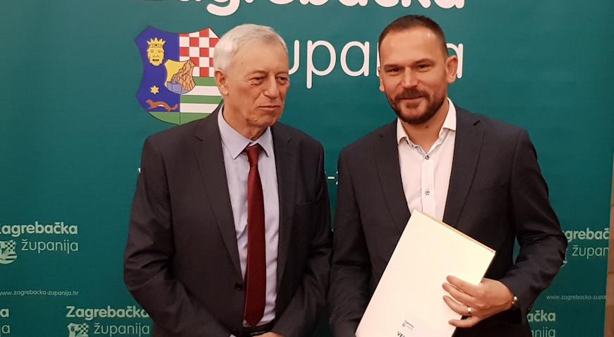 Velikoj Gorici za tri projekta 830 tisuća kuna