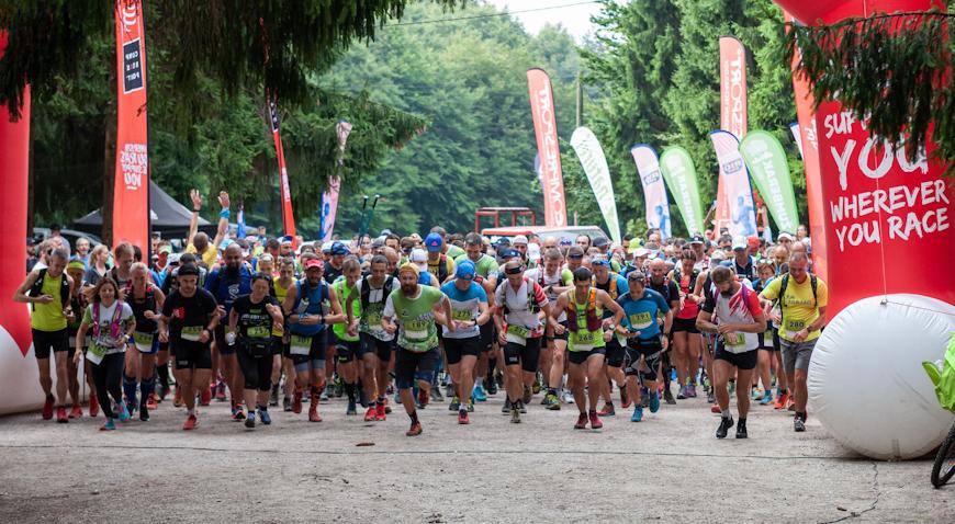 FOTO: Održan rekordan i vrlo uspješan Žumberak Trail