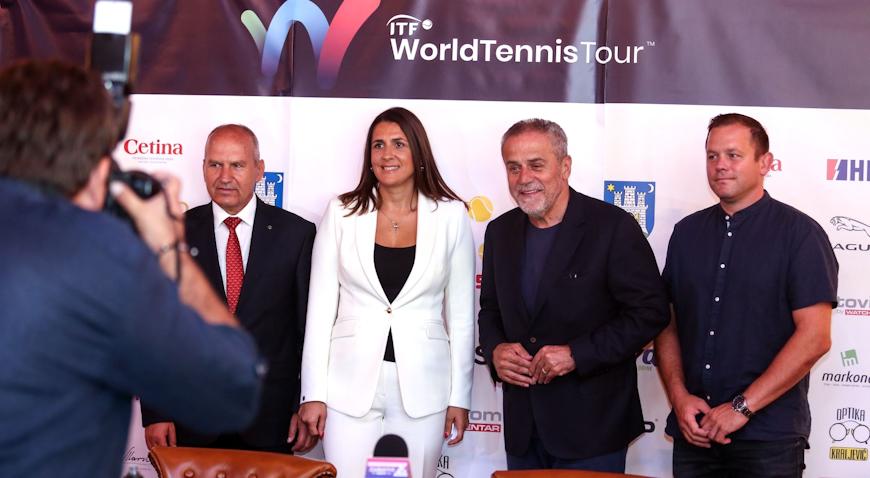 Maksimir od nedjelje ugošćuje ponajbolje svjetske tenisačice