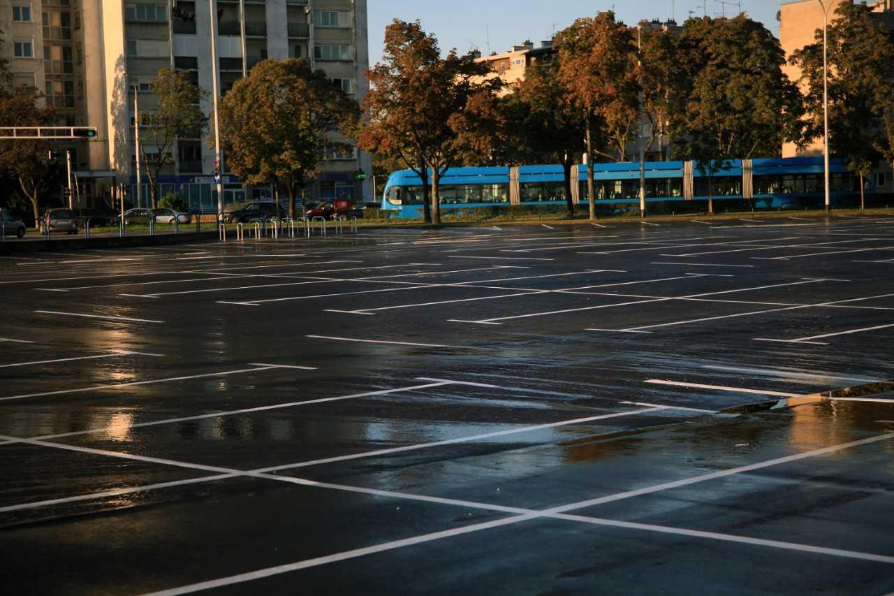 Novih 253 parkirnih mjesta na okretištu Borongaj