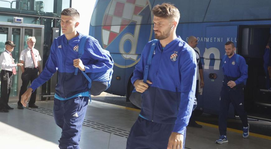 Dinamo otputovao u Manchester