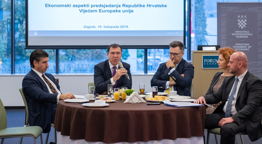 Pripreme Hrvatske za predsjedanje Vijećem Europske unije prespore su