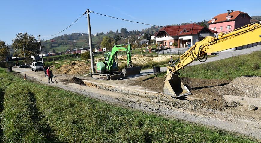 Sveti Ivan Zelina dobiva 1 500 metara nove kanalizacijske mreže