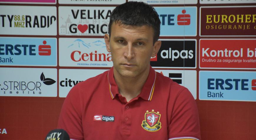 Sergej Jakirović: Na početku imamo bod u džepu