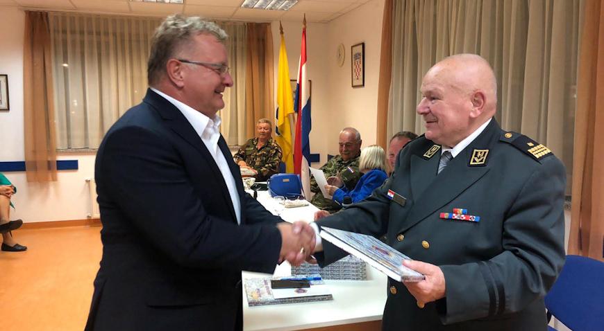"""U Zaprešiću predstavljena knjiga Rudija Stipčića """"Zagrebački korpus ZNG (3. operativna zona Zagreb)"""