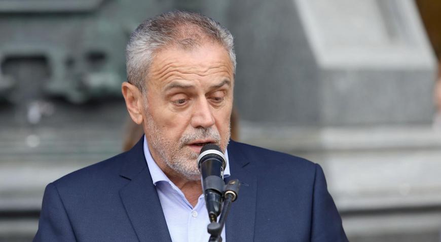 Milan Bandić: Mi gradimo škole i brinemo o učiteljima