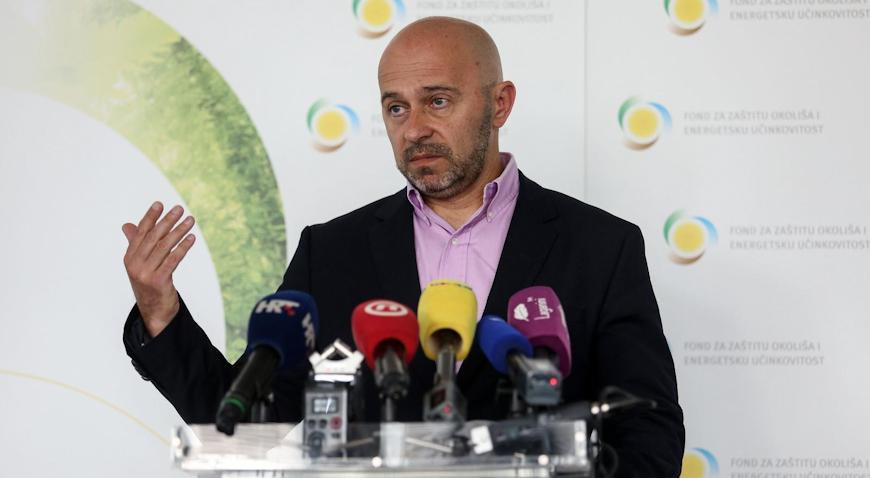 Dubravko Ponoš više nije direktor Fonda za zaštitu okoliša i energetsku učinkovitost