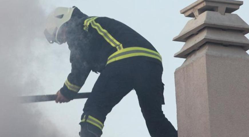 Čađa u dimnjaku uzrok požara u Pokupskom