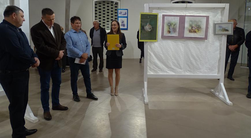 """""""Zaprešić u teksturi"""" Zdravka Postružina"""