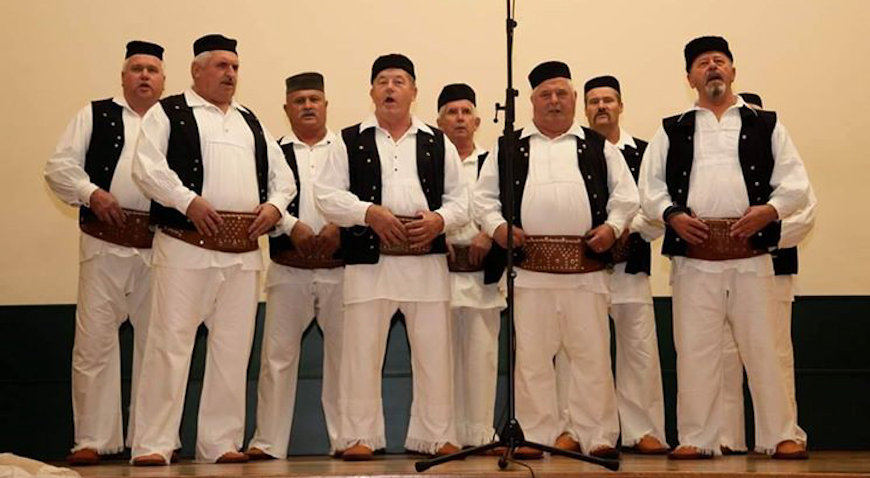 FOTO: Smotra muških pjevačkih skupina navršila punoljetnost