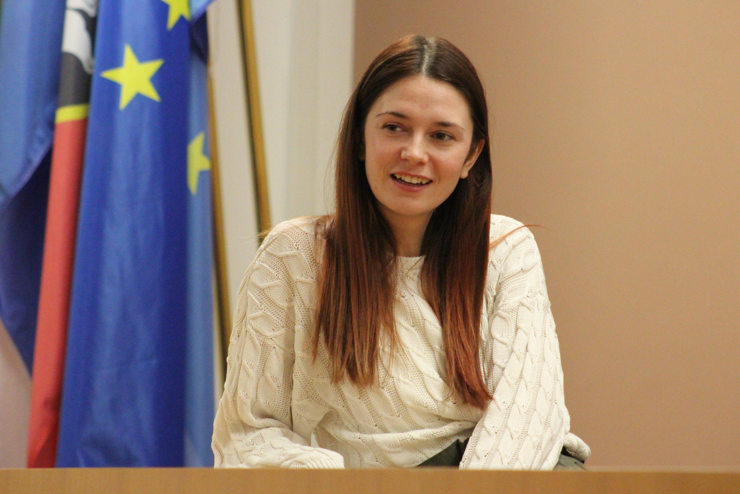 Katarina Drvodelić: Mladi stvarno vole raspravljati, ako im se za to da prostora