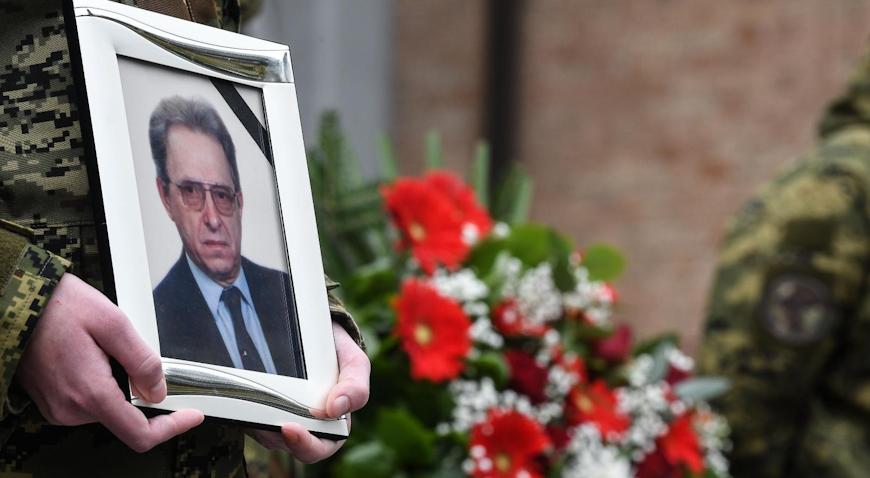 Na Mirogoju pokopan Martin Sagner