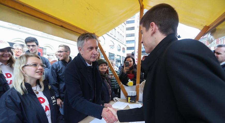 Miroslav Škoro poručio kako neće voditi prljavu kampanju