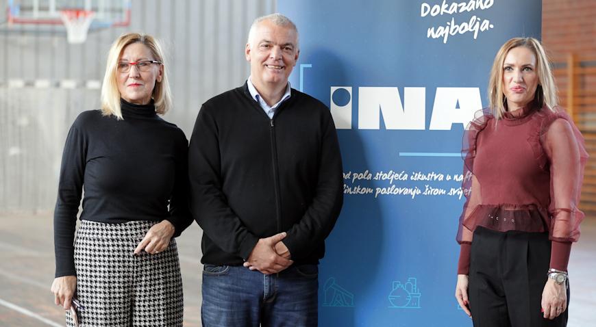 Nastavljena dobra suradnja Ivanić-Grada i INE