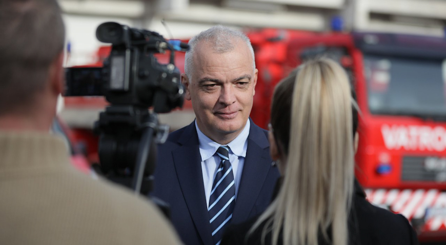 VIDEO/GRADSKA SKICA – Gradonačelnik Ivanić-Grada, Javor Bojan Leš