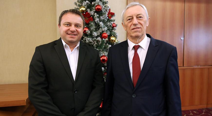 Slavko Cvrlja: Hvala Županiji na najljepšem poklonu za Božić