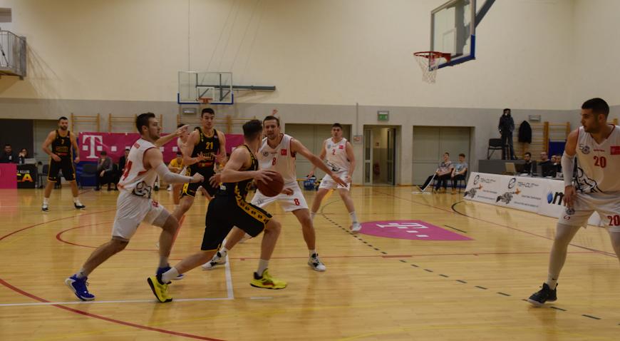 FOTO: Split još jednom bolji od goričkih košarkaša