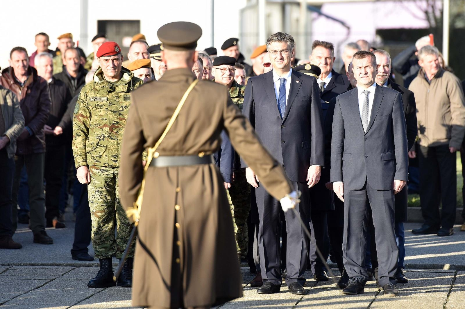 VIDEO: U Varaždinu obilježena obljetnica ustrojavanja 7. gardijske brigade Puma