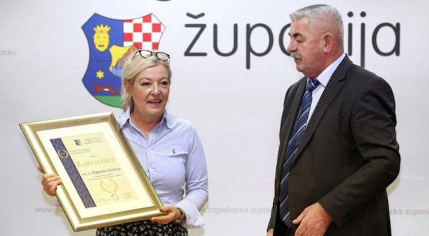 Umirovljenici zadovoljni potporom župana Stjepana Kožića i županije