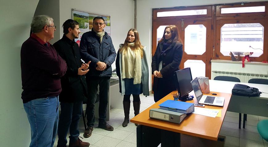 U Svetoj Nedelji s radom započeo ured LAG-a Sava