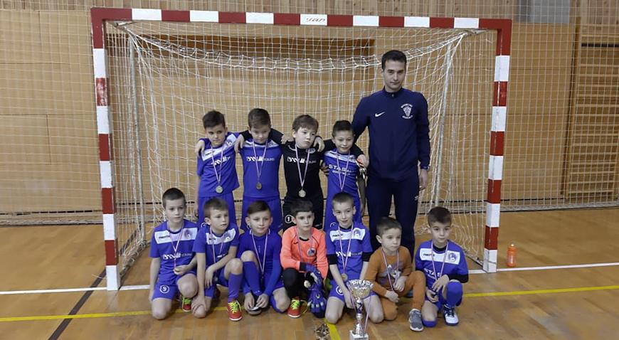 FOTO: Prstići Dugog Sela pobjednici turnira u Ivanić-Gradu