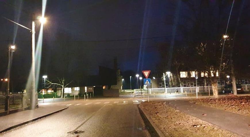 U 27 svetonedeljskih ulica postavljena LED rasvjeta