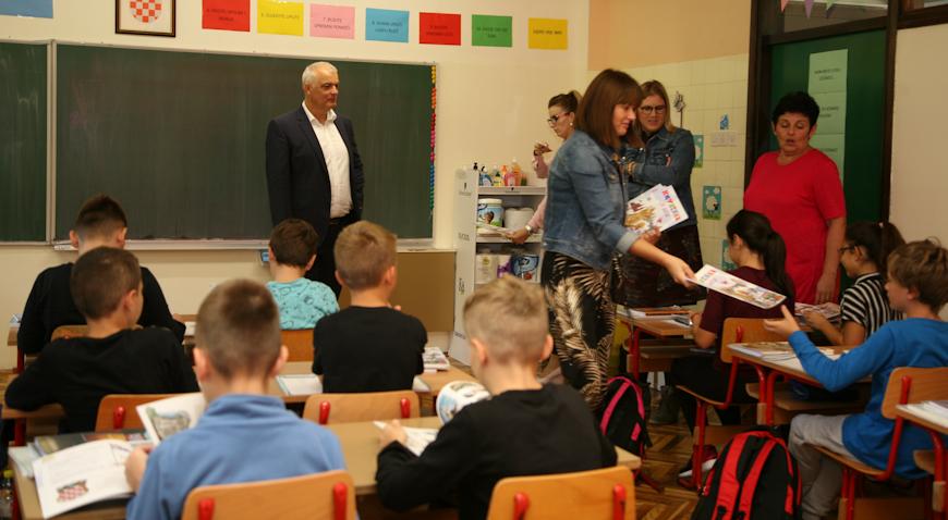 Ivanić-Grad u programe u osnovnom obrazovanje ulaže 110 tisuća kuna