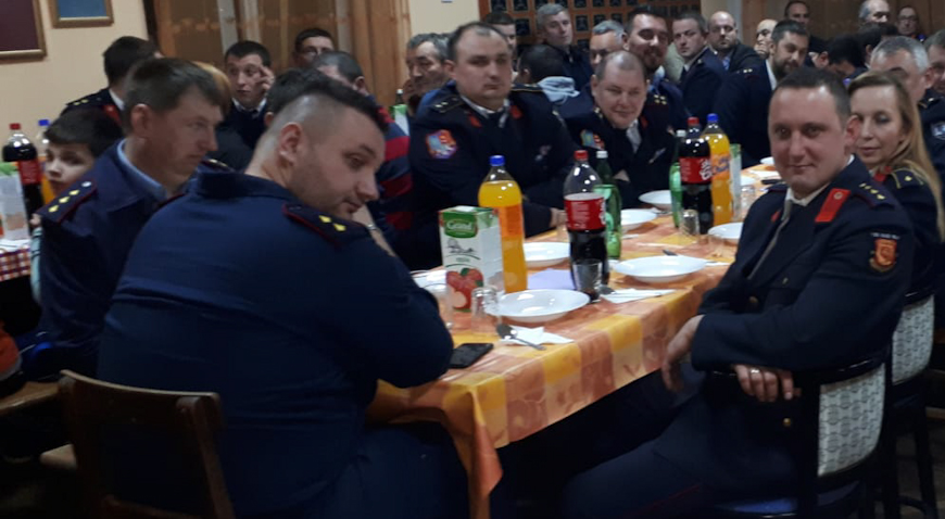 FOTO: Iza dubravskih vatrogasaca aktivna je godina
