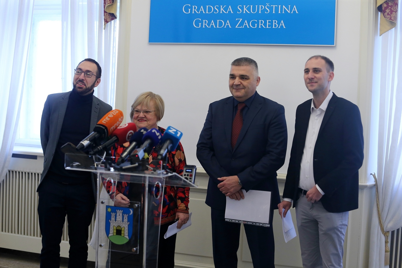 Matej Mišić: Smatramo nužnim da damo priliku građanima Grada Zagreba da odluče