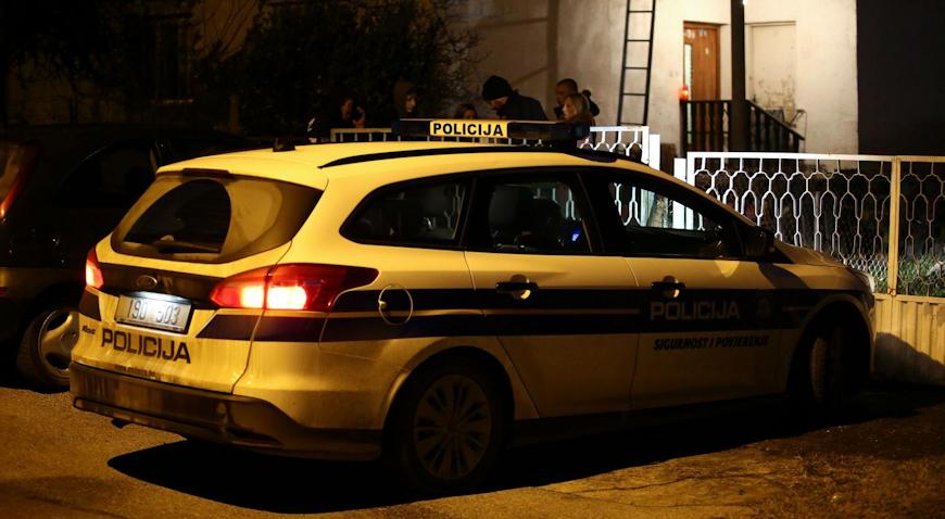 Policija traga za vozačem koji je usmrtio pješaka u Zgališću