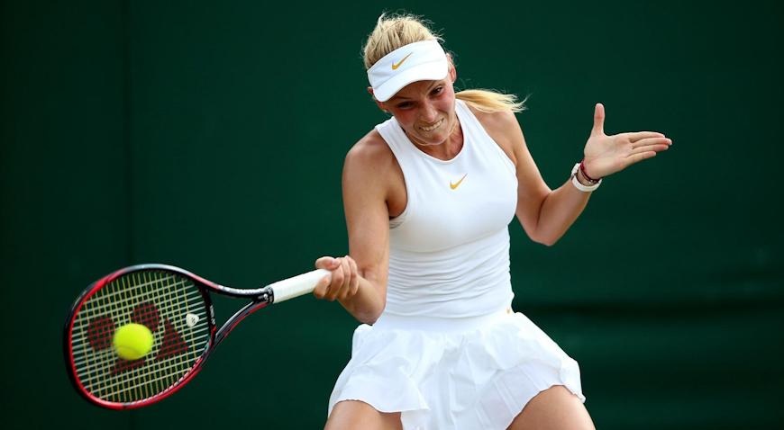 Donna Vekić bez izgubljenog seta do trećeg kola Australian Opena